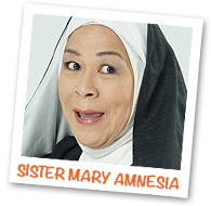 SISTER MARY AMNESIA picture